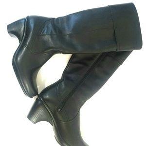 Dansko leather boots Sz36